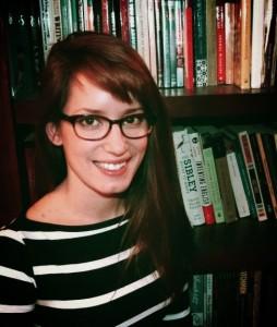 Alyssa Halton Author Photo